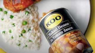 Earlier this week, about 20 million canned vegetables of KOO and Hugo's, which were produced from May 1, 2019, to May 5, 2021, were being recalled due to a small number of defective cans supplied by a packaging supplier. Picture: Koo Food/YouTube/Screengrab
