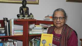 Ela Gandhi will be at the Durban Book Fair tomorrow speaking on the new relevance of her grandfather's teachings.