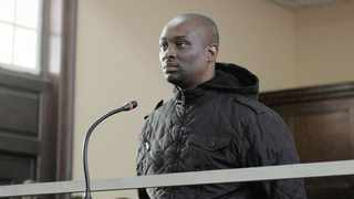 Elvis Ramosebudi has been charged with conspiracy to commit murder. Picture: Bhekikhaya Mabaso/ANA Pictures