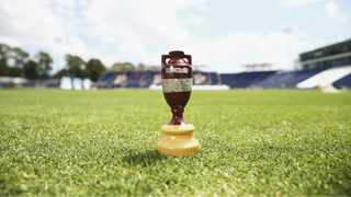 England sent crashing to an innings defeat in the third Test at the WACA ground on Monday. File picture