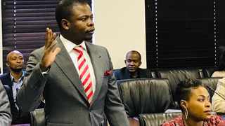 Enlightened Christian Gathering (ECG) church leader Shepherd Bushiri and his wife Mary skipped the country. Picture: Jonisayi Maromo /African News (ANA)