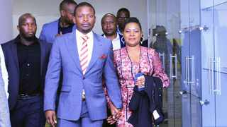 Enlightened Christian Gathering (ECG) church leader Shepherd Bushiri and his wife Mary to their home country last Wednesday, citing safety concerns. Picture: Dimpho Maja/African News Agency (ANA) Archives