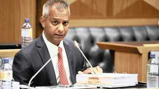 Eskom' disgraced ex-chief financial officer, Anoj Singh. Picture: Henk Kruger/African News Agency (ANA) Archives