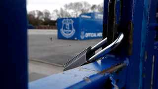 Everton Football Club start their new campaign against Southapmton. Picture: PA via Reuters