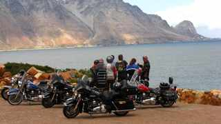 Explore Cape Town on a Harley-Davidson motorcycle. Picture: supplied.