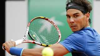 FILE - 13-time French Open winner Rafael Nadal says he respects Naomi Osaka's decision to boycott all press commitments at this year's tournament at Roland Garros. Photo: Max Rossi