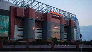 FILE - A general view of Manchester United's Old Trafford stadium. Photo: Peter Powell/EPA-EFE