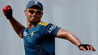 FILE - Alviro Petersen was banned for two years for his role during the match-fixing saga during South Africa's domestic 2015/16 T20 season. Photo: Dinuka Liyanawatte/Reuters