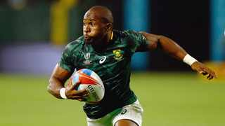 FILE - Blitzboks captain Siviwe Soyizwapi believes that their mental strength will stand them in good stead when they face Ireland and Kenya on Monday. Photo: SA Rugby/Twitter
