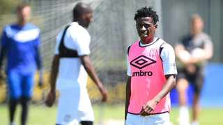 FILE - Cape Town City's Terrence Mashego at training. Photo: Phando Jikelo/African News Agency(ANA)
