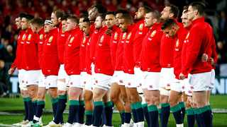 FILE - Due to concerns about Covid-19, the British and Irish Lions will discuss this month whether to visit South Africa as planned later in the year. Photo: David Gray/Reuters
