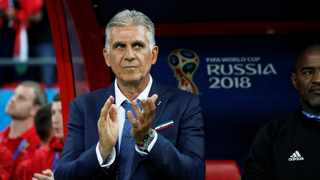 FILE - Former Bafana Bafana coach Carlos Queiroz is reportedly keen on taking a second stab at the job. Photo: Toru Hanai/Reuters