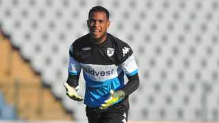 FILE - Former Bidvest Wits goalkeeper Brandon Peterson is one of a number of new signings that Kaizer Chiefs announced on Friday afternoon. Photo: Sydney Mahlangu/BackpagePix