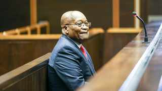 FILE - Former president Jacob Zuma appeared in the Pietermaritzburg High Court on 27.07.18. File photo: Leon Lestrade. African News Agency/ANA