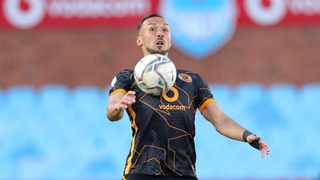 FILE - Kaizer Chiefs have announced that they will have to do without the services of striker Samir Nurkovic for two months due to injury. Photo: Samuel Shivambu/BackpagePix