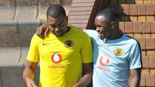 FILE - Kaizer Chiefs icons Itumeleng Khune and Bernard Parker have signed new contracts with the club. Photo: Sydney Mahlangu/BackpagePix