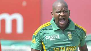 FILE - Lonwabo Tsotsobe says he and other black players were targeted in the match fixing scandal because of a petition they wrote to Cricket SA. Photo: Etienne Rothbart