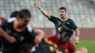 FILE - Morné Steyn during South Africa A's game against the British Lions. Photo: Photo: Ryan Wilkisky/BackpagePix