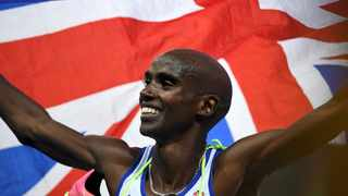 FILE - Olympic gold medalist Mo Farah. Photo: Dylan Martinez/Reuters