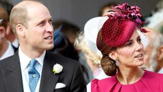 FILE PHOTO: Prince William and Kate, Duchess of Cambridge Photo: Alastair Grant/Pool via REUTERS