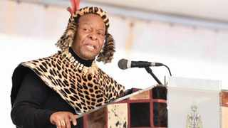 FILE PICTURE: King Goodwill Zwelithini
