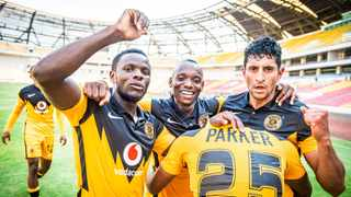 FILE - Should Kaizer Chiefs prevail in the Caf Champions League final against Al Ahly on Saturday, their bank balance will grow by at least R90 million, the equivalent of winning six DStv Premiership titles. Photo: @KaizerChiefs/Twitter