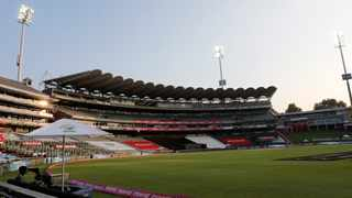 FILE - The three Test series between India and the Proteas at the end of the year will be played in Gauteng. Photo: Gavin Barker/BackpagePix