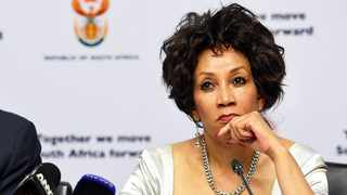 FILE - Tourism Minister Lindiwe Sisulu welcomed the decision of the UK government to take South Africa off the red list. 15.02.15. File photo: Siyasanga Mbambani/DoC.