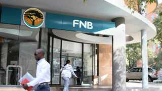 FNB's eBucks was supposed to be its own currency Picture: Bloomberg