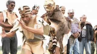 FORGOTTEN HISTORY: The Khoisan people were wealthy by the standards of the day, owning thousands of head of cattle.