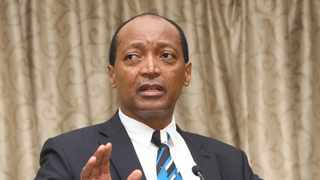 FOUNDER and chairperson of African Rainbow Energy and Power, Patrice Motsepe. Picture: Simphiwe Mbokazi, ANA.