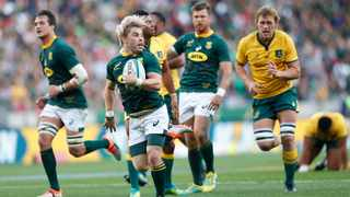 Faf de Klerk return is sure to boost the Springboks for their match against France on Saturday. Photo: nic Bothma/EPA