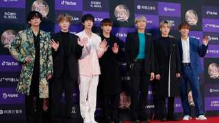 Fans of South Korean boyband BTS's, known as Army, made the donation to Swartland community organisation The Goedgedacht Trust in honour of vocalist Seokjin Kim's birthday. Picture: AP Photo/Ahn Young-joon