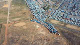 Farmers at Avondrust Farm, on the urban edge of Kraaifontein, have told the provincial government they are at the mercy of land invaders. Picture: Helpus Save Our Farm/Facebook