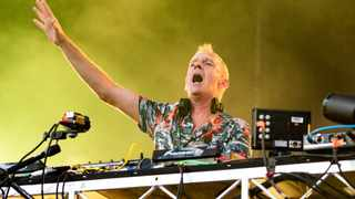 Fatboy Slim has quipped that the greatest triumph of his career is having a sex toy named after him. Picture: Bang Showbiz