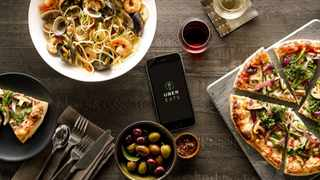 File Image: UberEATS is an online meal ordering and delivery platform. File Image: IOL