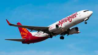 File image: An official at the Directorate General of Civil Aviation said SpiceJet had been asked to file a complaint against those who violated the safety guidelines