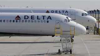 File image: For the third time in a week, Delta diverted a flight because of a passenger's behaviour.
