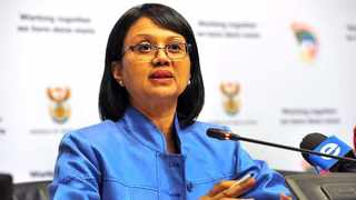 File photo. Police portfolio committee chairperson Tina Joemat-Pettersson.