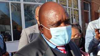 File photo: South Africa's Health Minister Joe Phaahla said on Friday that scientists had told the government that at this stage the C.1.2 coronavirus variant detected locally was not a threat. Picture: Timothy Bernard/African News Agency(ANA)