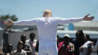 File photo. The Unmute Dance Company performing an art piece they named, Pending Flesh to raise awareness to people born with Albinism. File photo: Armand Hough/African News Agency(ANA)