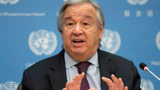 File photo: UN Secretary-General Antonio Guterres on Monday appealed for a green and equitable restart of the tourism industry which saw drastic decline earlier this year in some parts of the world thanks to Covid-19. Picture: Reuters