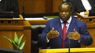 Finance Minister Tito Mboweni this week begins a huge task to stave off further credit ratings downgrades while boosting confidence in the economy. Photograph; Phando Jikelo/African News Agency(ANA)