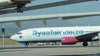 Flysafair has pledged to cover the costs of 320 one-way flights over the next 10 months to non-profit organisation Wings and Wishes. Picture: Henk Kruger/African News Agency (ANA)