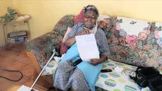 Following Sunday Independent's report on her plight two weeks ago, several tax consultants came forward to help 82-year-old pensioner, Jabulile Ngcobo.
