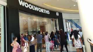 Following the recent bomb scares in and around Woolworths stores in Durban, the giant retailer announced that it would be conducting searches on their customers.. Picture: Nabeelah Shaikh