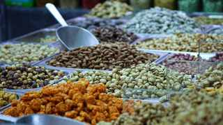 Food Lovers Market offers a refill option with their range of nuts, seeds, sweets and cereals. Picture: Tamara Malaniy/Unsplash