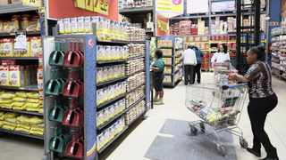 Footfall in grocery retailers, pharmacies and 'other' retail establishments slumped in the week to the end of July 9 because of a surge in new Covid-19 infections and the level 4 lockdown. Photo: Simphiwe Mbokazi/African News Agency (ANA)