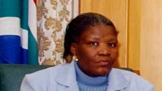 Former ANC MP Vytjie Mentor has joined a chorus of voices compelling the Office of the Public Protector to release its state capture report. File picture: Leon Lestrade