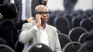 Former ANC spokesperson Zizi Kodwa gave testimony at the Zondo commission. Picture: Nokuthula Mbatha/African News Agency (ANA) Archives